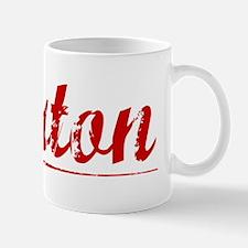 Burton, Vintage Red Mug
