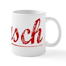 Busch, Vintage Red Mug