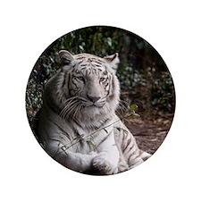 "White Tiger 3.5"" Button"