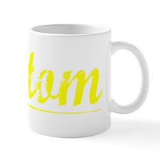 Bottom, Yellow Mug