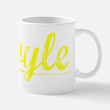 Boyle, Yellow Mug