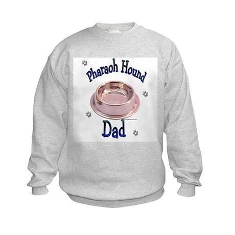 Pharaoh Hound Dad Kids Sweatshirt