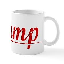 Camp, Vintage Red Mug