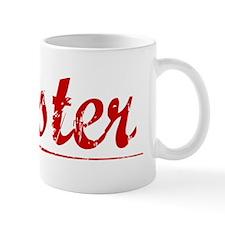 Buster, Vintage Red Mug