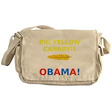 Big Yellow Canary Messenger Bag