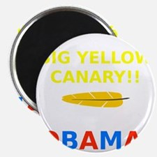 Big Yellow Canary Magnet