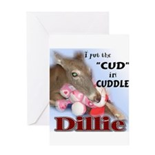 cuddles Greeting Cards