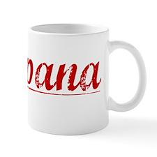 Campana, Vintage Red Mug