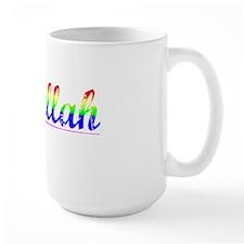 Abdullah, Rainbow, Mug
