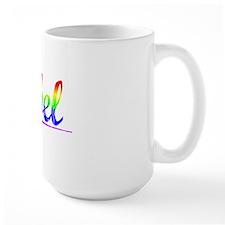 Abel, Rainbow, Mug