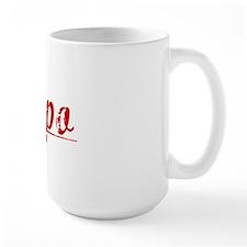 Capo, Vintage Red Mug
