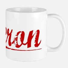 Ceron, Vintage Red Mug