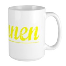 Brennen, Yellow Mug