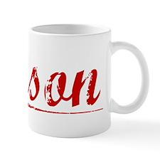 Cason, Vintage Red Mug