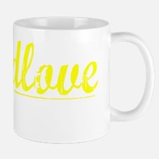 Breedlove, Yellow Mug