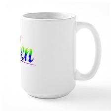 Aden, Rainbow, Mug