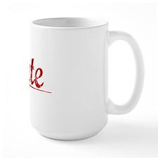 Cate, Vintage Red Mug