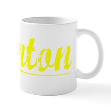 Brenton, Yellow Mug