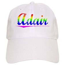 Adair, Rainbow, Baseball Baseball Cap