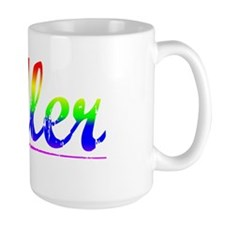 Adler, Rainbow, Mug