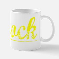 Brock, Yellow Mug