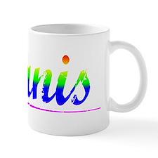 Alanis, Rainbow, Mug