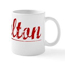 Charlton, Vintage Red Mug