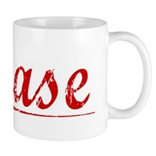 Chase, Vintage Red Small Mug