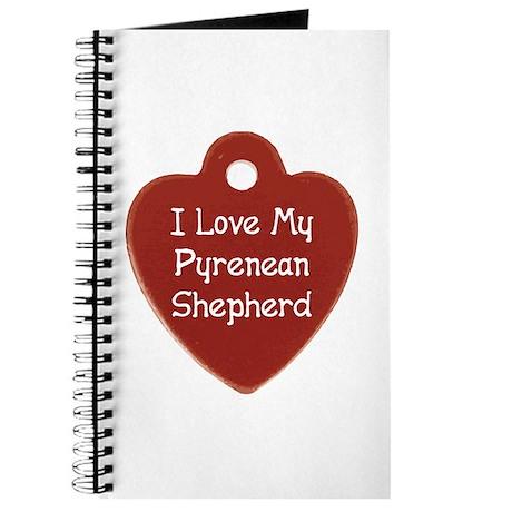 Love My Pyrenean Journal