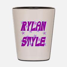 Rylan Style Shot Glass