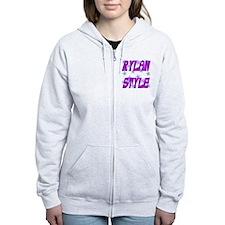 Rylan Style Zip Hoody