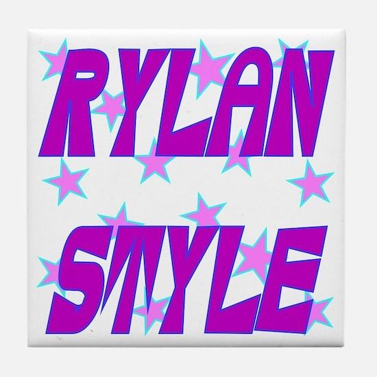 Rylan Style Tile Coaster