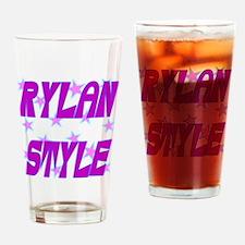 Rylan Style Drinking Glass