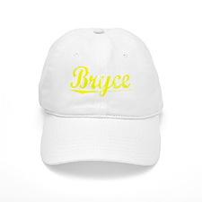 Bryce, Yellow Baseball Cap
