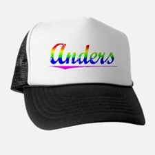 Anders, Rainbow, Trucker Hat