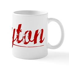 Clayton, Vintage Red Mug