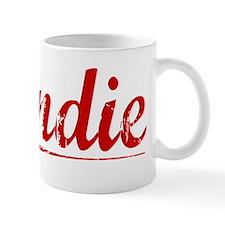 Condie, Vintage Red Mug