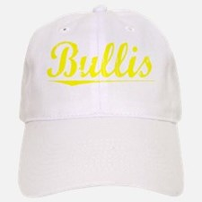 Bullis, Yellow Baseball Baseball Cap