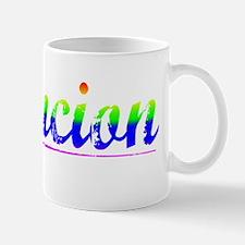 Asuncion, Rainbow, Mug