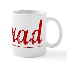 Conrad, Vintage Red Mug