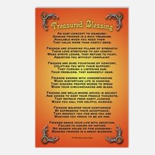 TREASURED BLESSING Postcards (Package of 8)