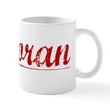 Corcoran, Vintage Red Mug