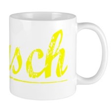 Busch, Yellow Mug