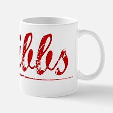 Cribbs, Vintage Red Mug