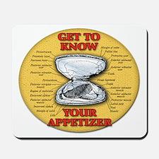 The Appetizer... Mousepad