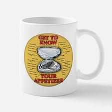 The Appetizer... Mug