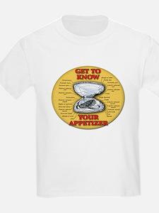 The Appetizer... Kids T-Shirt