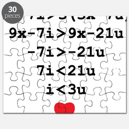 love u Puzzle