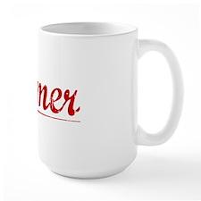 Cramer, Vintage Red Mug