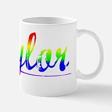 Baylor, Rainbow, Mug
